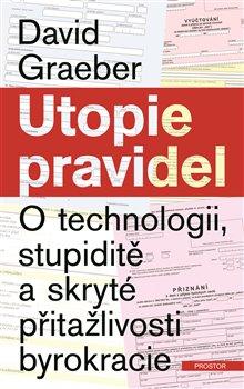 Obálka titulu Utopie pravidel