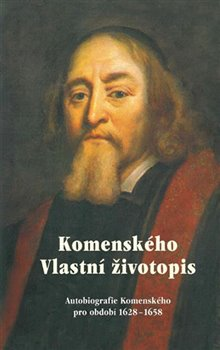 Obálka titulu Komenského vlastní životopis