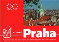 Praha do kapsičky - 1 : 15 000