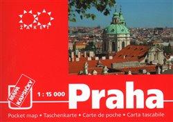 Obálka titulu Praha do kapsičky - 1 : 15 000