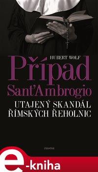 Obálka titulu Případ Sant'Ambrogio