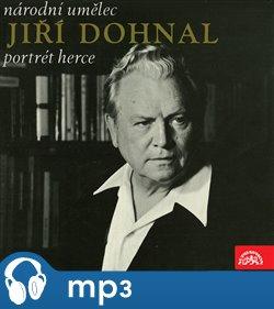 Obálka titulu Národní umělec Jiří Dohnal - portrét