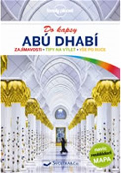 Obálka titulu Abú Dhabí do kapsy - Lonely Planet
