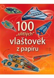 100 'ulítlých' vlaštovek z papíru