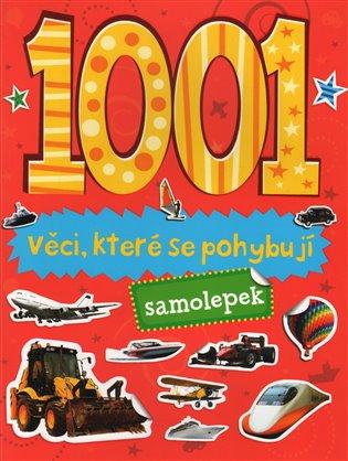 1001 samolepek - Věcí, které se pohybují - - | Booksquad.ink