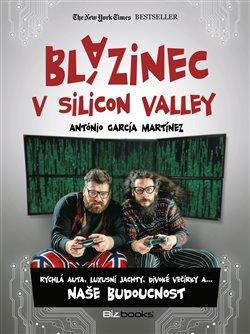 Obálka titulu Blázinec v Silicon Valley
