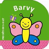 Barvy - pro děti od 1–3 let