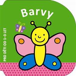 Obálka titulu Barvy - pro děti od 1–3 let