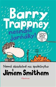 Obálka titulu Barry Trappney nesnáší jarňáky