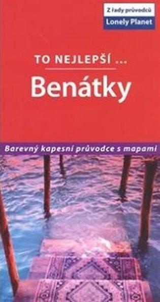 Benátky - to nejlepší - Lonely Planet:Barevný kapesní průvodce s mapami - Damien Simonis   Booksquad.ink