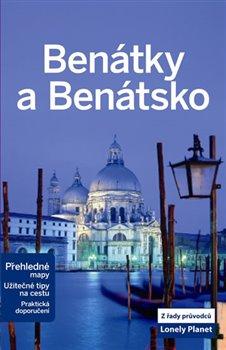 Obálka titulu Benátky a Benátsko - Lonely Planet