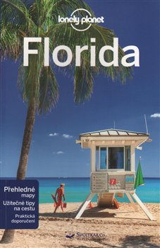 Obálka titulu Florida - Lonely Planet