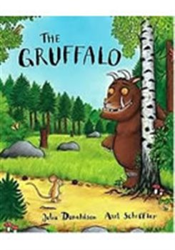 Obálka titulu Gruffalo