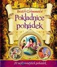 Obálka knihy Bratři Grimmové - Pokladnice pohádek