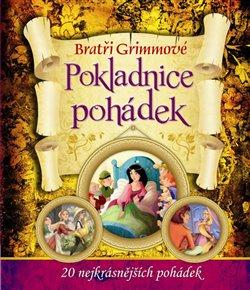 Obálka titulu Bratři Grimmové - Pokladnice pohádek