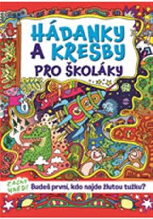 Hádanky a kresby pro školáky - - | Booksquad.ink