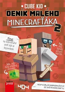Obálka titulu Deník malého Minecrafťáka 2