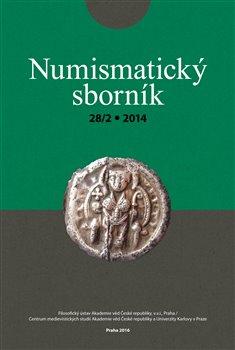 Obálka titulu Numismatický sborník 28/2
