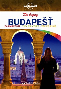 Obálka titulu Budapešť do kapsy - Lonely Planet