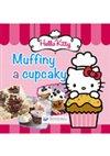 Obálka knihy Hello Kitty - Muffiny a cupcaky