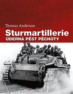 Obálka titulu Sturmartillerie