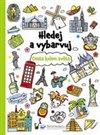 Obálka knihy Hledej a vybarvuj - Cesta kolem světa