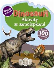Dinosauři – Aktivity se samolepkami