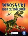 Obálka knihy Dinosauři - Kniha se samolepkami