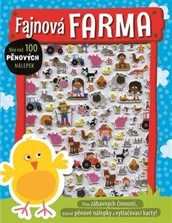 Obálka titulu Fajnová farma - Více než 100 pěnových nálepek