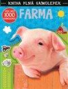 Obálka knihy Farma - Více než 1000 samolepek