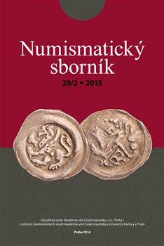 Obálka titulu Numismatický sborník 29/2
