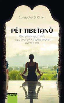 Obálka titulu Pět Tibeťanů