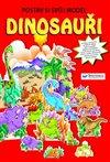 Obálka knihy Dinosauři – Postav si svůj model