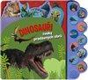 Obálka knihy Dinosauři - zvuky pradávných obrů
