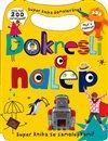 Obálka knihy Dokresli a nalep - Super kniha domalovánek - více než 200 samolepek