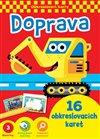 Obálka knihy Doprava - Obkreslovací karty