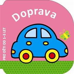 Obálka titulu Doprava - pro děti od 1–3 let