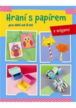 Hraní s papírem pro děti od 3 let - s origami