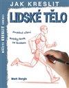Obálka knihy Jak kreslit - Lidské tělo