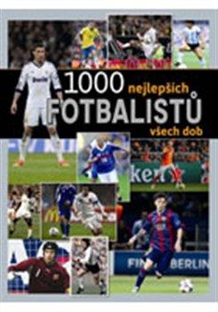 Obálka titulu 1000 nejlepších fotbalistů všech dob
