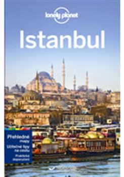 Obálka titulu Istanbul - Lonely Planet