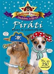 Hvězdné packy – Piráti - Kniha se samolepkami
