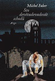V literární kariéře Michela Fabera (1960) se dvojicí novel Sto devětadevadesát schodů a Kvintet Courage vracíme na začátek jeho spisovatelské kariéry, tedy do prvních let 21. století, před Kvítek karmínový a bílý. Nejprve historická duchařina, kde je hlavní hrdina sužován nočními můrami. A za druhé - esoterický svět avantgardní klasické hudby a obludně komplikovaná skladba Partitum mutante.