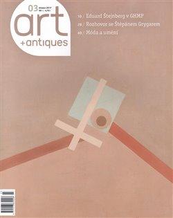 Obálka titulu Art & Antiques 3/2017
