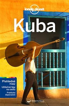 Obálka titulu Kuba - Lonely Planet