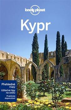 Obálka titulu Kypr - Lonely Planet