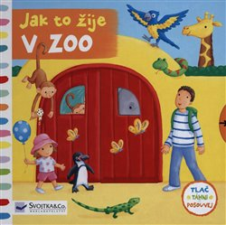 Obálka titulu Jak to žije v zoo