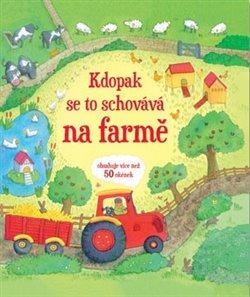 Obálka titulu Kdo se schovává na farmě