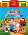 Obálka knihy Jedeme na venkov - Kniha obsahuje skládací dráhu