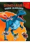 Obálka knihy Dinosauři - Kniha samolepek